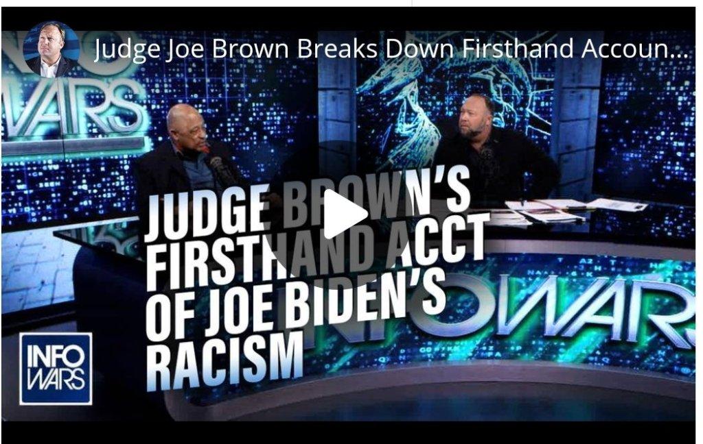 GREATEST OF ALL TIME INTERVIEW! Judge Joe Brown Visits Alex Jones – NewsWars